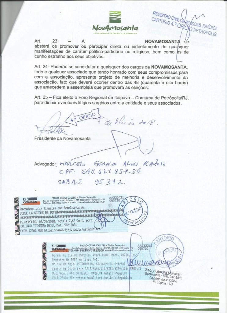 Estatuto 2018 Novamosanta 7